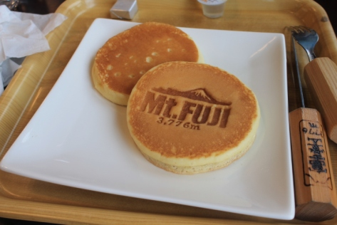 At least I got some awesome pancakes out of it.