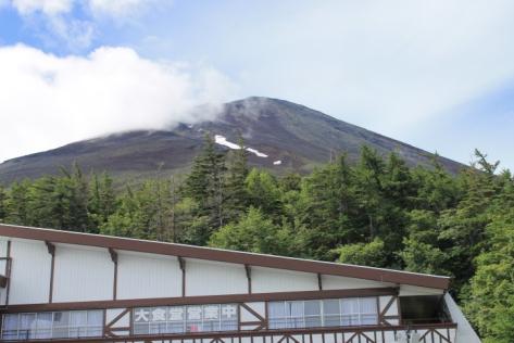 Fuji, in all its glory.
