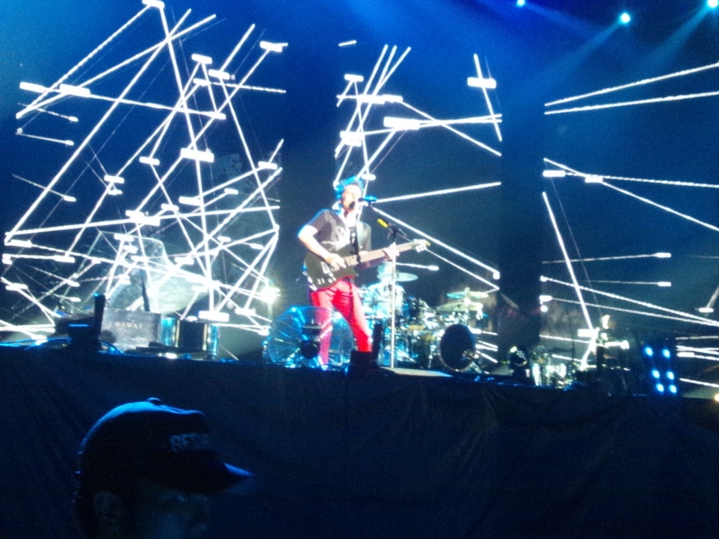 So class to Matt Bellamy!