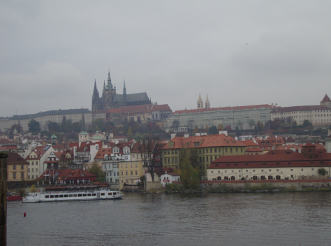 In Prague, what's not to love?