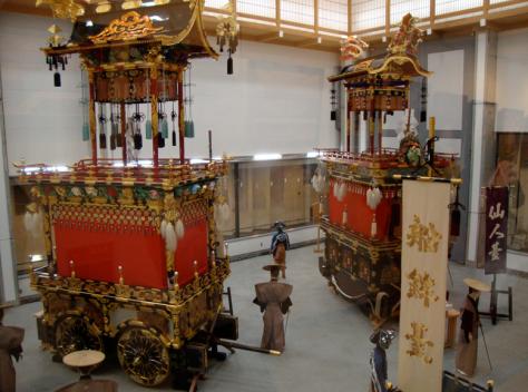 Traditional 屋台.