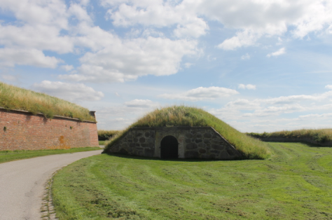 Perhaps Kronborg is home to some hobbits, too?