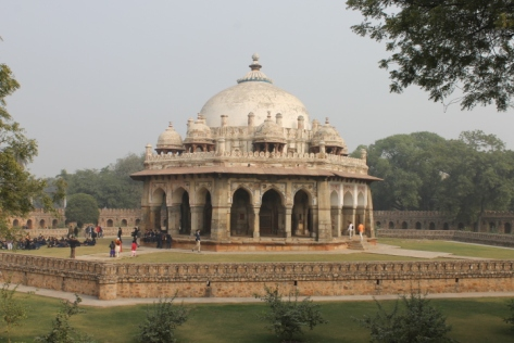 The tomb of Isa Khan Niyazi
