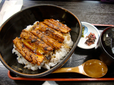 My first taste of grilled eel made me a fan for life.