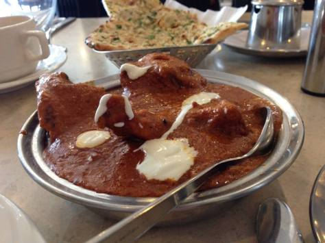 """Murgh Makhani, otherwise known as """"butter chicken."""""""