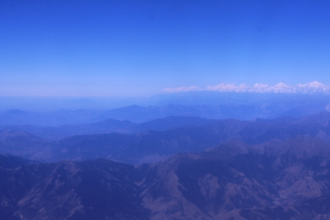 Everest was amazing...but the rest of the views weren't so bad, either!
