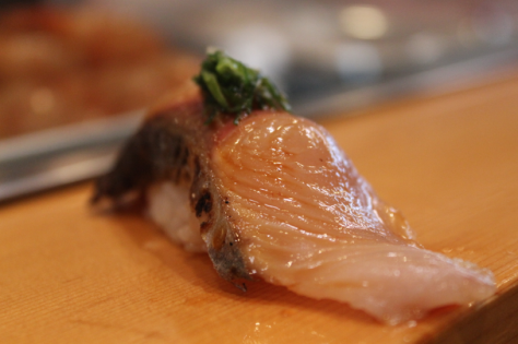 Next up: 鰆 (sawara, Spanish mackerel)