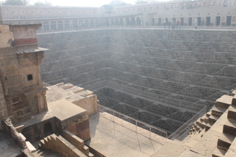 Chand Baori...look familiar?