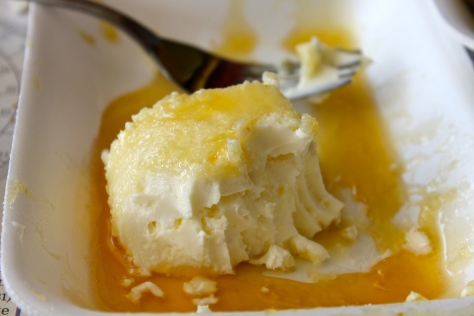 Bal kaymak is simple in its decadence.